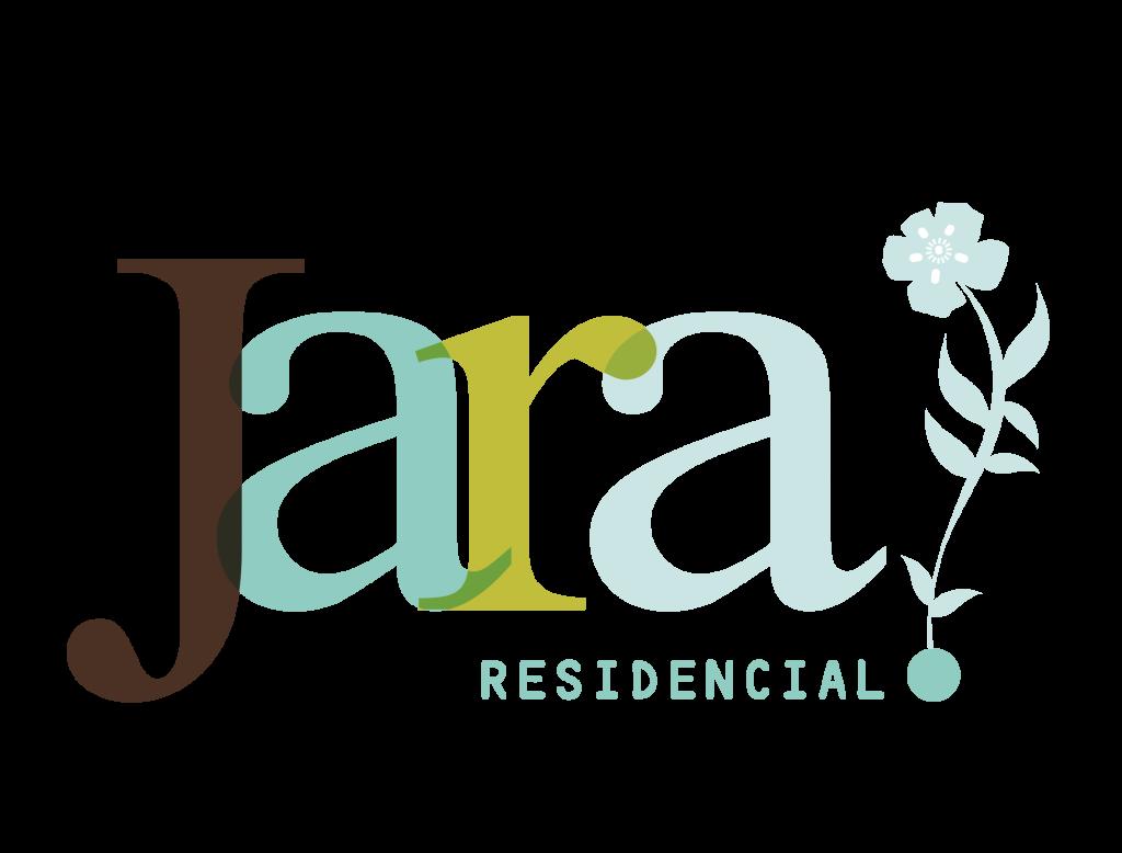 logotipo residencial JARA-ok